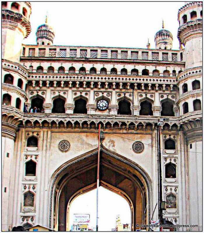 The 'CHARMINAR' , in its original glory....